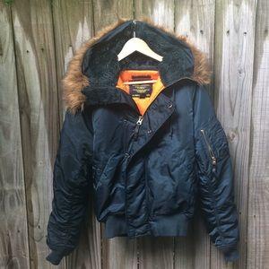 ALPHA INDUSTRIES, INC jacket